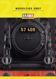 Brawa Novelties 2007